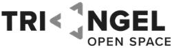 Logo Triangel Open Space in Karlsruhe
